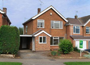 Thumbnail 3 bedroom detached house for sale in Moorfield Road, Holbrook, Belper