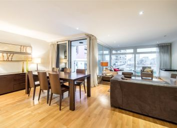 Thumbnail 3 bed flat to rent in Courtyard House, Lensbury Avenue, Imperial Wharf, Fulham