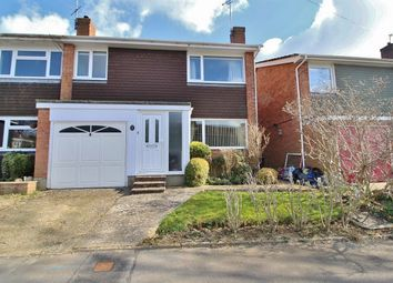 Thumbnail 4 bed end terrace house for sale in Alameda Way, Purbrook, Waterlooville