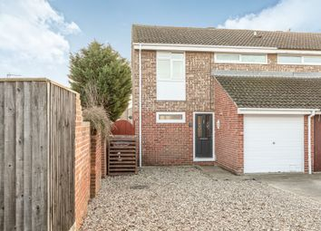 Thumbnail 3 bed semi-detached house for sale in Sterling Close, Bicester