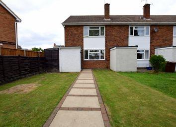Thumbnail 2 bed end terrace house for sale in Derwent Close, Farnborough