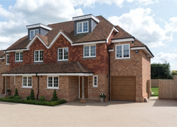 Thumbnail 4 bed semi-detached house for sale in Heron Mews, Angley Road, Cranbrook, Kent