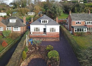 Thumbnail 4 bed detached bungalow for sale in Lightwood Road, Lightwood