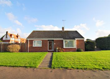 Thumbnail 3 bed detached bungalow for sale in Texel Way, Mundesley, Norwich