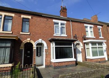 Thumbnail 2 bedroom terraced house for sale in Belvedere Road, Burton-On-Trent, Staffordshire
