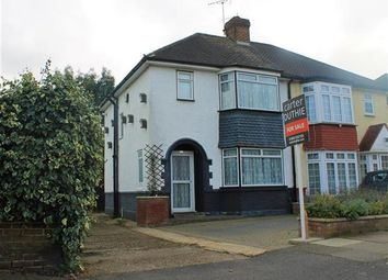 Thumbnail 3 bed semi-detached house for sale in Clyfford Road, Ruislip