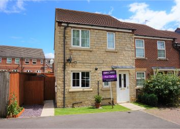 Thumbnail 3 bed end terrace house for sale in St. Nicholas Court, Scunthorpe