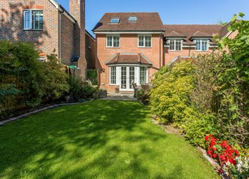 Thumbnail 4 bed semi-detached house to rent in Wheelwrights Close, Highclere, Newbury