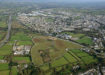 Thumbnail Land for sale in Prime Residential Development Site, Redruth, Cornwall