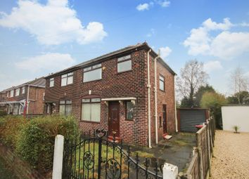 3 bed semi-detached house for sale in Leyland Avenue, Irlam, Manchester M44