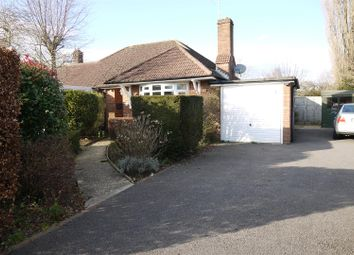 Thumbnail 3 bed detached bungalow for sale in Pulens Crescent, Petersfield