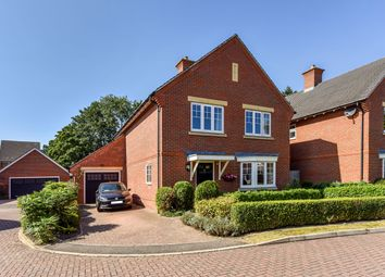 Thumbnail 4 bed detached house for sale in Grange Gardens, Holybourne, Hampshire