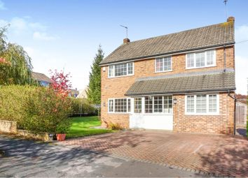 Thumbnail 4 bed detached house for sale in Scotland Way, Horsforth