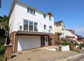 Thumbnail 4 bed detached house for sale in Badger Close, Preston, Paignton