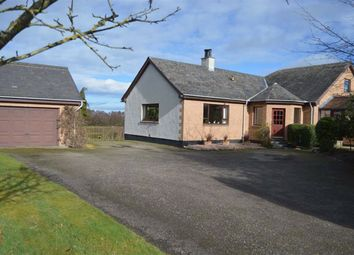 Thumbnail 4 bed detached house for sale in Lochloy Road, Nairn