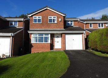 Thumbnail 3 bed detached house for sale in Grey Heights View, Chorley