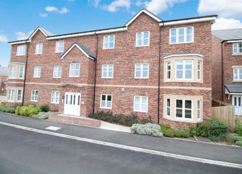 Thumbnail 2 bed flat for sale in Scampston Drive, East Ardsley, Wakefield