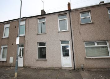 Thumbnail 2 bed terraced house for sale in Minister Street, Cathays, Cardiff