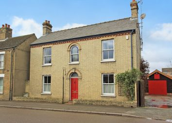 Thumbnail 4 bed detached house for sale in High Street, Willingham, Cambridge