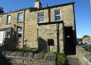 Thumbnail 1 bedroom end terrace house for sale in Thorncliffe Street, Lindley, Huddersfield