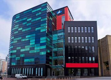 Thumbnail Serviced office to let in Digital World Centre, Manchester