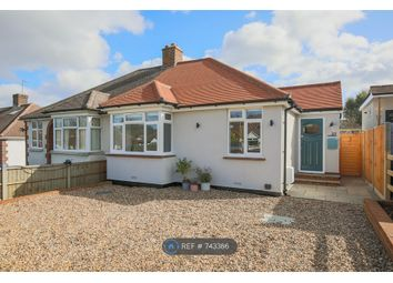 Thumbnail 3 bed bungalow to rent in Warenne Road, Leatherhead
