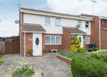 Thumbnail 2 bed end terrace house for sale in Copperhurst Walk, Cliftonville, Margate