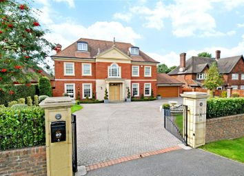 Thumbnail 6 bed detached house for sale in Golf Side, Cheam, Surrey