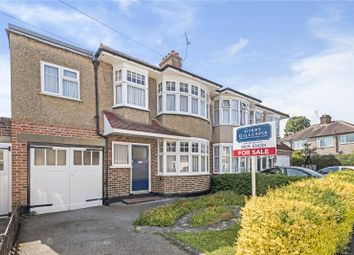 Rosebury Vale, Ruislip, Middlesex HA4. 4 bed semi-detached house