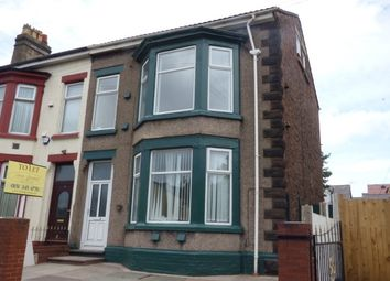 Thumbnail 5 bed property to rent in Gordon Road, Litherland