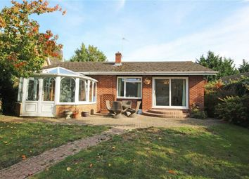 Thumbnail 2 bed bungalow for sale in Hythe End Road, Wraysbury, Staines