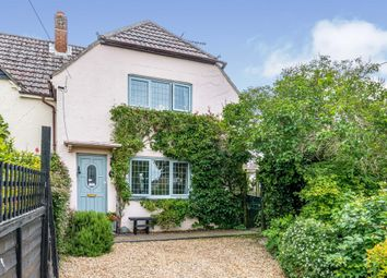 Thumbnail 2 bed end terrace house for sale in Newton Road, Twyford, Winchester