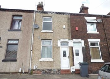 Thumbnail 2 bed terraced house for sale in Lower Mayer Street, Hanley, Stoke-On-Trent