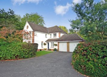 Thumbnail 4 bed detached house for sale in Sweet Bay Crescent, Ashford, Kent