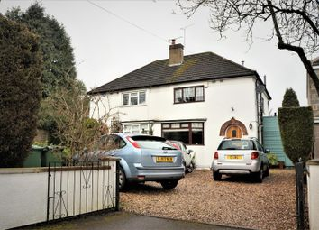 Thumbnail 3 bed semi-detached house for sale in Main Street, Kirby Muxloe, Leicester