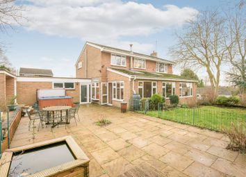 Thumbnail 4 bed detached house for sale in Wrightson Close, Horspath, Oxford