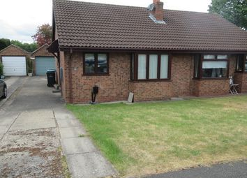 2 bed semi-detached bungalow for sale in School Garth, Sowerby, Thirsk YO7