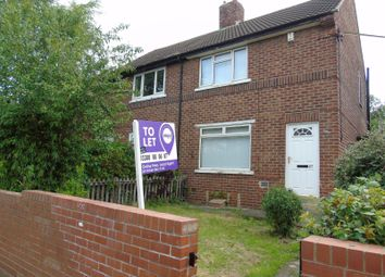 Thumbnail 2 bed semi-detached house to rent in Clydesdale Street, Hetton-Le-Hole, Houghton Le Spring