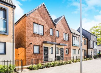 Thumbnail 2 bedroom end terrace house for sale in College Road, Town Centre, Doncaster