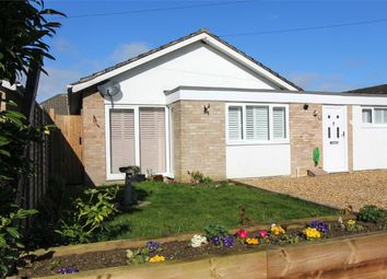 3 bed semi-detached bungalow for sale in Dodds Close, Attleborough, Norfolk NR17