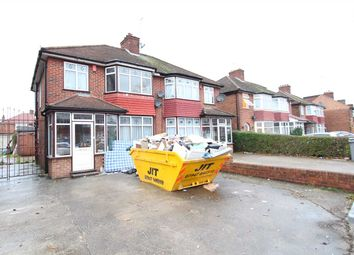 Thumbnail 3 bed semi-detached house to rent in Tintern Avenue, London