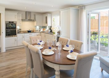 "Thumbnail 4 bed detached house for sale in ""Irving"" at Hill Pound, Swanmore, Southampton"