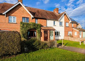 Thumbnail 4 bed terraced house for sale in Portway Road, Twyford, Buckingham