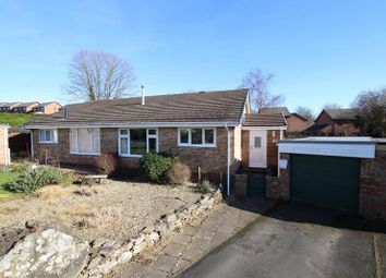 Thumbnail 2 bedroom semi-detached bungalow for sale in Parc Pendre, Brecon