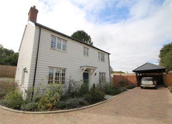 Fuggle Drive, Tenterden TN30. 4 bed detached house