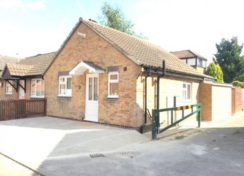 Thumbnail 2 bed bungalow for sale in Woodhatch Close Beckton, London
