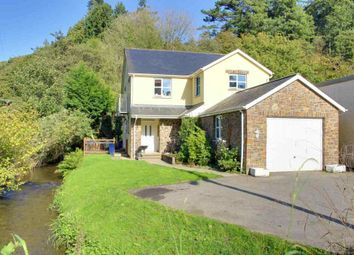 Thumbnail 5 bed detached house for sale in Milltown, Muddiford, Barnstaple
