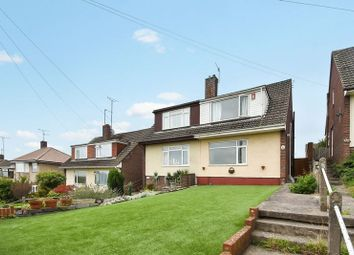 Thumbnail 3 bedroom semi-detached house for sale in Crispin Way, Kingswood, Bristol