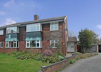 Thumbnail 2 bed flat to rent in Woodlands Close, Headington