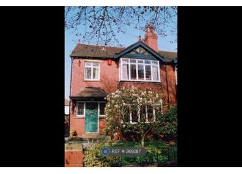 Thumbnail 5 bed semi-detached house to rent in Becketts Park Drive, Leeds